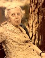 Нора Галь: Портрет. Переделкино, конец 80-х гг.